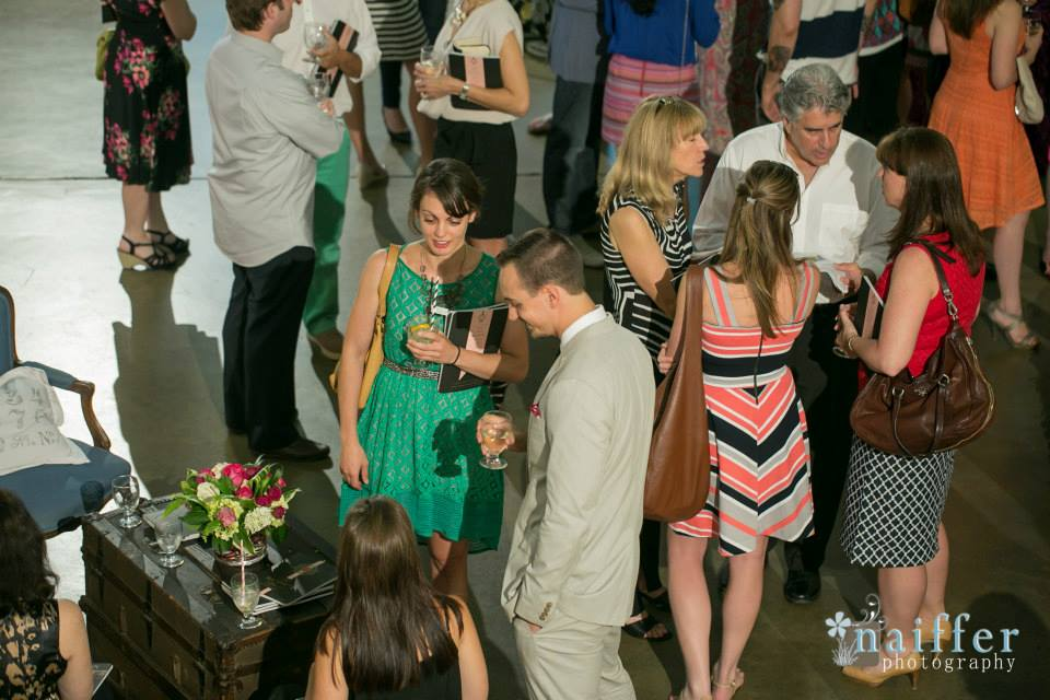 Photo Diary: The Scout Guide Book Launch Soiree At Torpedo Facto