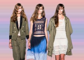 Band Of Outsiders Spring RTW 2013