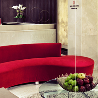 Elizabeth Arden's Red Door Spa