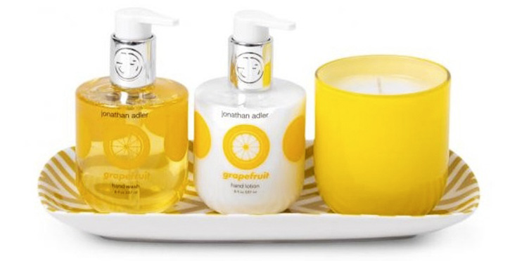 Jonathan Adler Grapefruit Body Wash Set