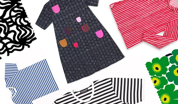 Marimekko Announces Capsule Collection with Banana Republic