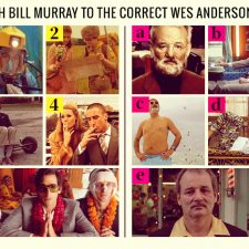Match the Bill Murray Character to the Wes Anderson Film