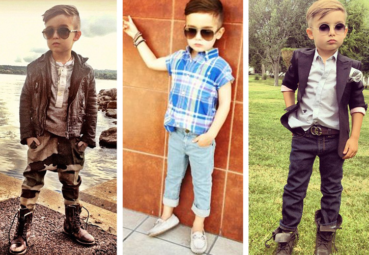 #StyleIcon How One 5 Year Old Is Shutting Down The Competition On Instagram