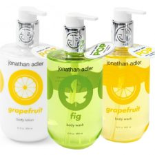 Summertime Pop! Shake Up Your Shower with Jonathan Adler's Zesty Bath & Body Lotions