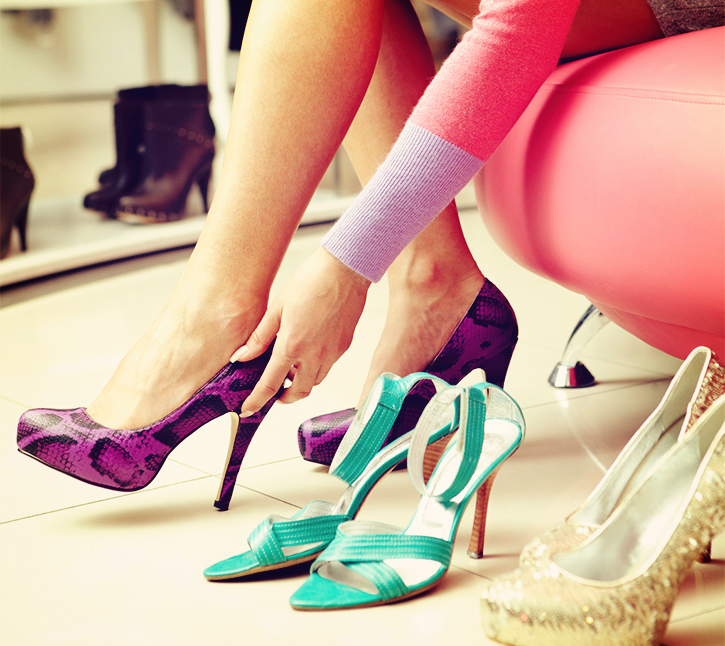 Try It And Buy It: Retailers Might Start Charging You $5 To $25 To Try On Shoes