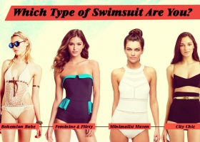 Which Type Of Swimsuit Are You
