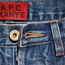 Kanye West Not Giving Up on Fashion and Announces Collaboration With A.P.C.