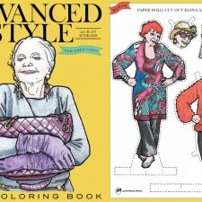 Advanced Style Gets Its Own Street Style Coloring Book