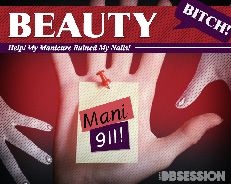 Beauty Bitch Mani911