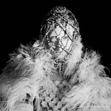 Caged Couture: Edie Campbell For Alexander McQueen's Fall 2013 Campaign