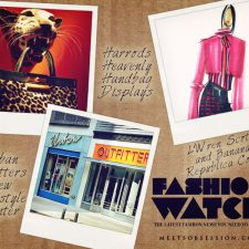 #Fashion Watch: L'Wren Scott x Banana Republica, Harrods's Heavenly Handbags, Urban Outfitters to Open Lifestyle Center