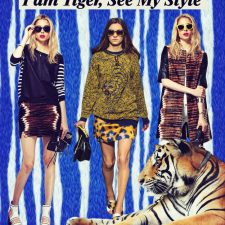 #Style: Making a Big Roar Over Tiger Prints and Motifs