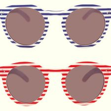 Illesteva Shows Their American Spirit With Independence Day Sunnies