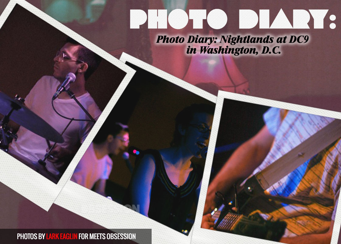 Photo Diary: Nightlands at DC9 in Washington, D.C.