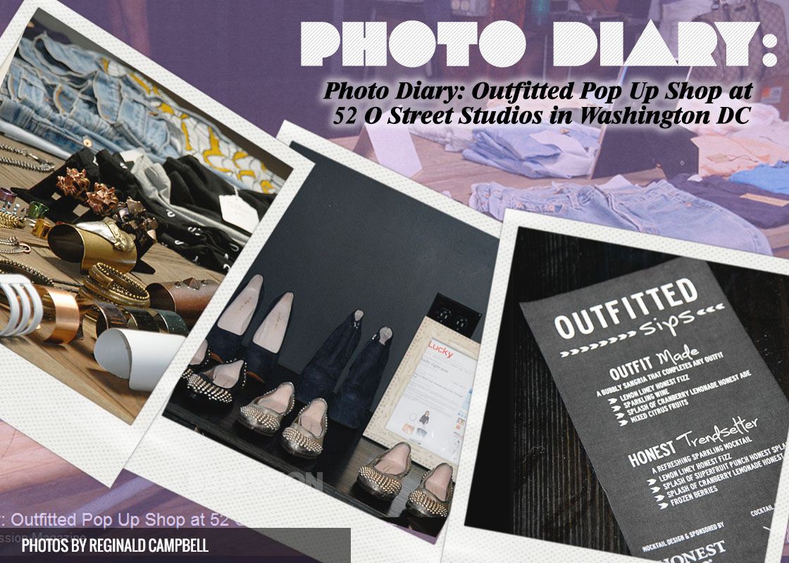 Photo Diary Outfitted Pop Up Shop At 52 O Street Studios, Washington DC