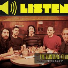 "LISTEN: The Hunting Club's Debut ""Holiday Beach"" EP"