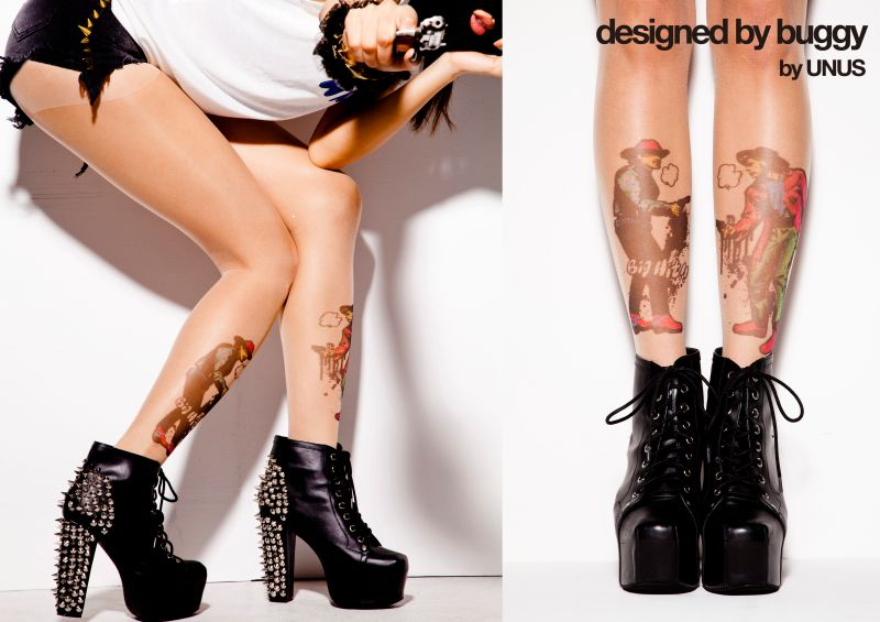 UNUS Tattoo Tights