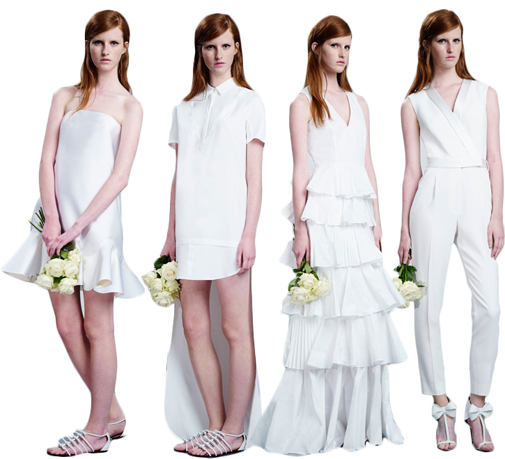 Viktor & Rolf's New Take On Bridal Wear for the Modern Bride in New Marriage Collection