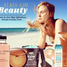 Beach Bum Beauty: How to Get That Effortless, Ocean-Loving Look