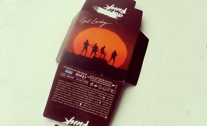 Daft Punk Condoms