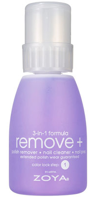 Zoya Remove Plus Nail Polish Remover En