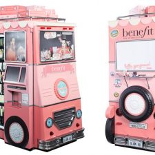 Beauty On-the-Go: A Benefit Cosmetics Vending Machine May Be Coming to An Airport Near You