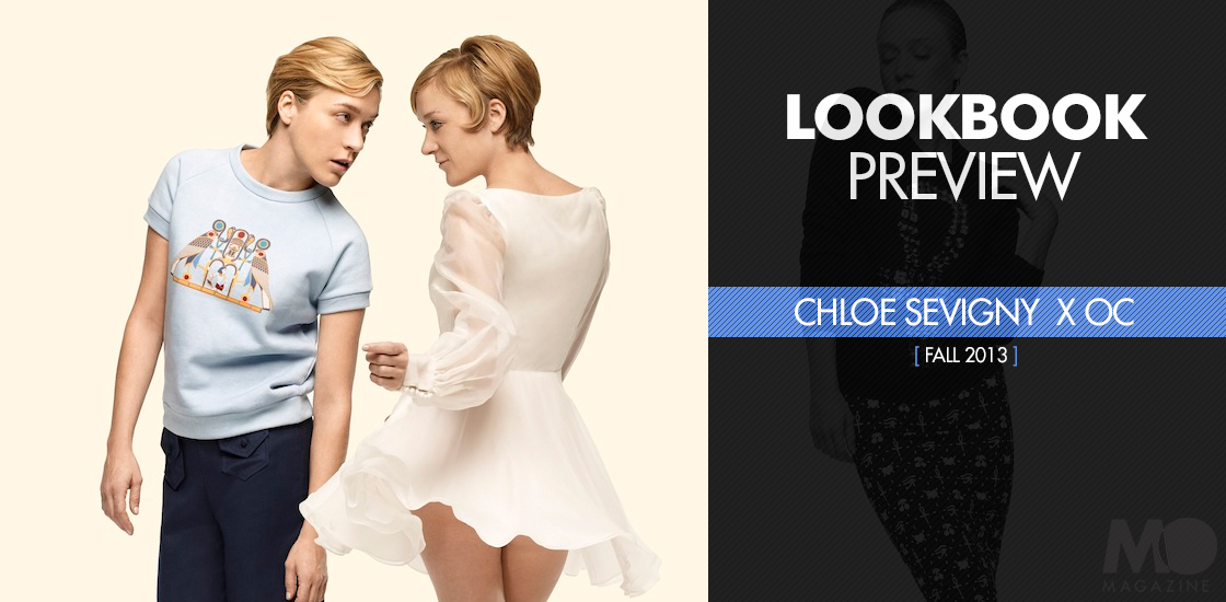 Chloe Sevigny Models for Her '60s-Inspired Lookbook for Opening Ceremony