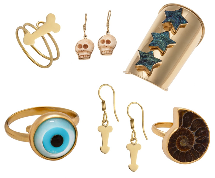Kesha's Jewelry Collection