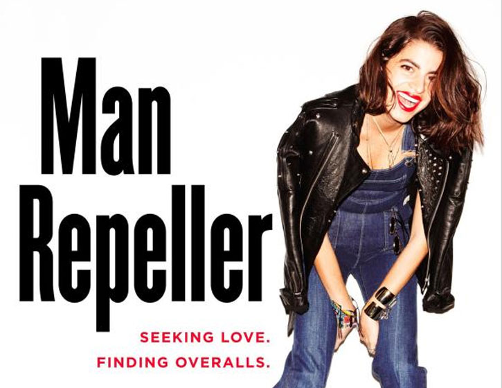Man Repelle Seeking Love Finding Overalls