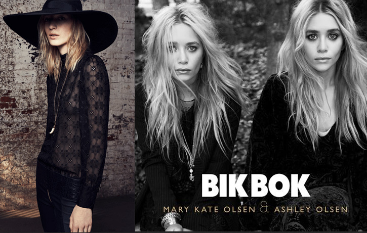 Mary-Kate and Ashley Olsen Launch High-Street Bik Bok Collection