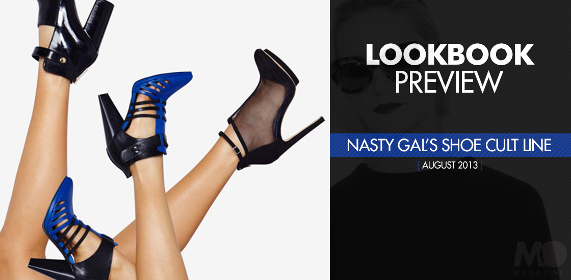 Nasty Gal's New Shoe Cult Line August 2012 LEDE