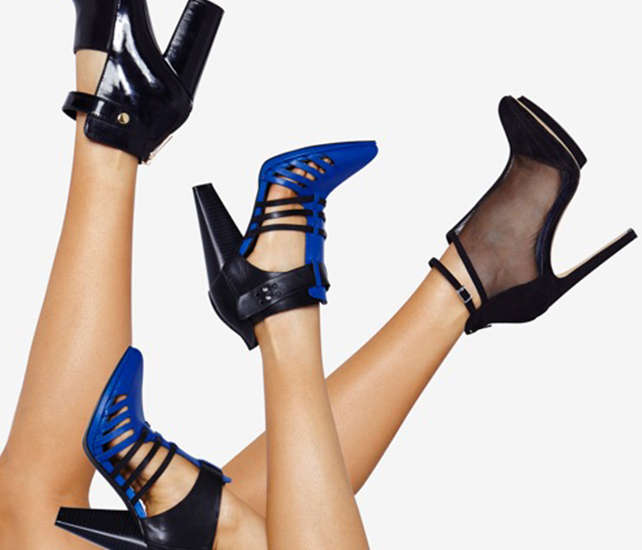 Nasty Gal's New Shoe Cult Line August FEATURE