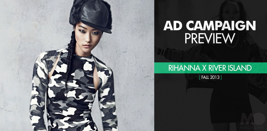 Rihanna X River Island Fall 2013