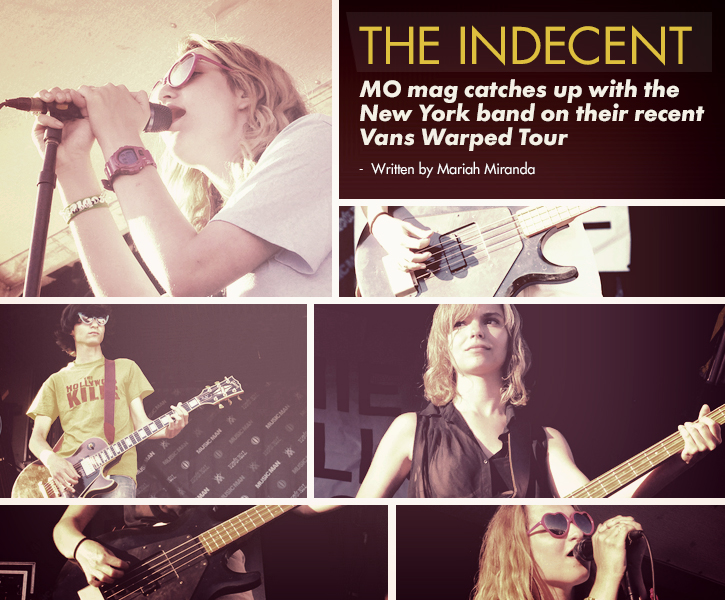The Indecent Interview
