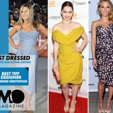 Best Dressed: TIFF Red Carpet Fashion Report