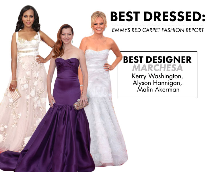 Best Designer Marchesa