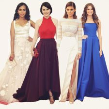 Best Dressed: Emmys Red Carpet Fashion Report