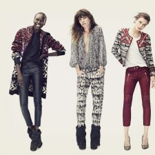 Lookbook Leak: Alek Wek and Lou Doillon in Isabel Marant x H&M and 20 Other Photos From the Collection