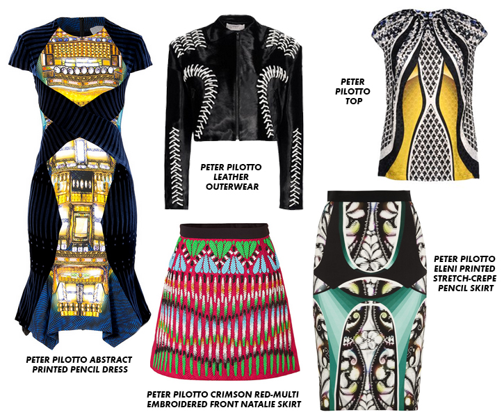5 Print-Perfect Pieces We Hope to Find in the Upcoming Peter Pilotto x Target Collaboration Collection