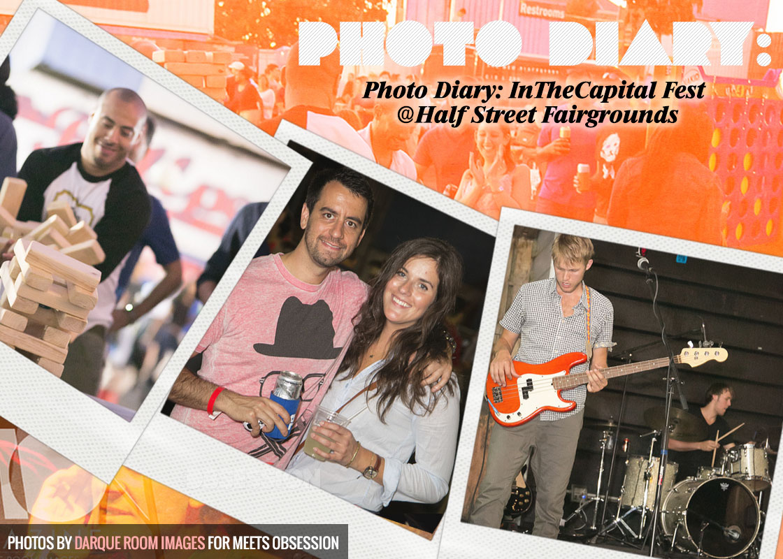 Photo Diary: InTheCapital Fest @Half Street Fairgrounds