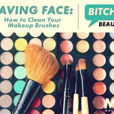 The Beauty Bitch: Saving Face: How to Clean Your Makeup Brushes