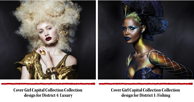 Cover Girl Capitol Collection Design