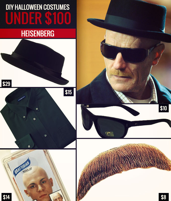 The gallery for --> Heisenberg Walter White Outfit