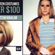 DIY Costumes Under $100: Wes Anderson's Margot Tenenbaum