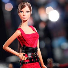 Bodycon Bondage Barbie: The New Hervé Léger Mattel Doll