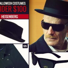 DIY Halloween Costumes Under $100: Breaking Bad's Heisenberg and Walter White