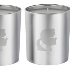 Karl Lagerfeld, the Kaiser of Collaborations, Launches Line of High-End Candles