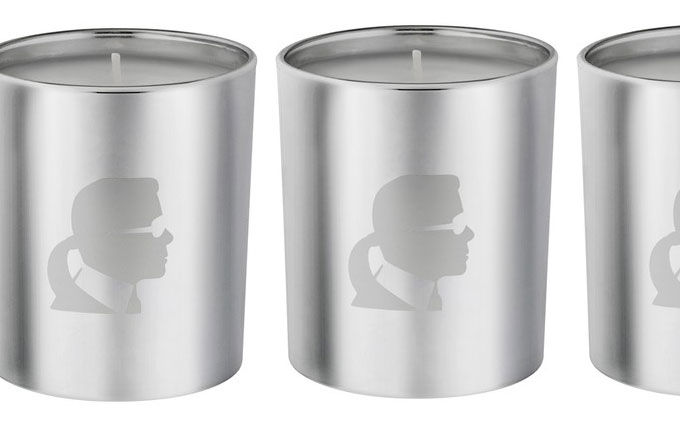 Karl Lagerfeld Candles