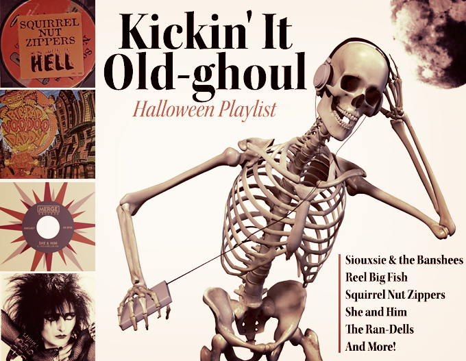 Halloween Playlist: Kickin' It Old-ghoul ‹ Obsessed Magazine