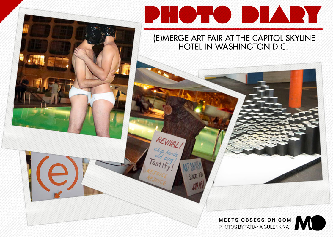 Photo Diary: (E)merge Art Fair At The Capitol Skyline Hotel In Washington D C2
